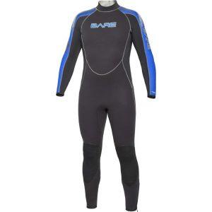 5mm Velocity Full Suit Super-Stretch Wetsuit, Men's