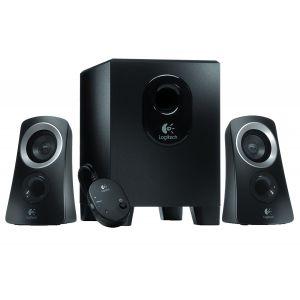 Logitech® Speaker System Z313 - 3.5MM STEREO - UK