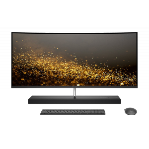 HP ENVY Curved All-in-One PC 34-b000ne