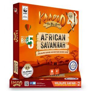 KAADOO, African Savannah