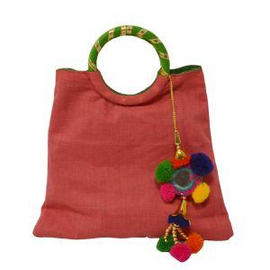 meSleep Pink Bangle Bag