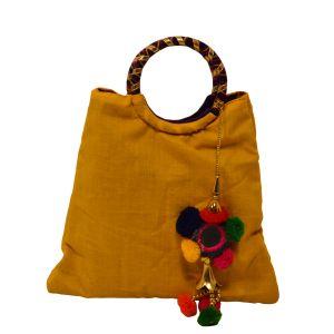 meSleep Yellow Bangle Bag