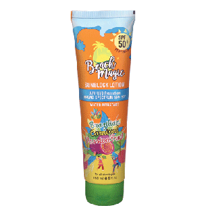 COSMO BEACH MAGIC BRAZILIAN CARNIVAL PASSION FRUIT SUNSCREEN LOTION 150ML (COSMO SERIES)