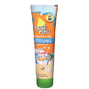COSMO BEACH MAGIC COCOA FLORIDA  SUNCREEN LOTION 150ML    (COSMO SERIES)