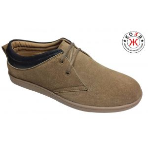 KOXA, Casual/Sneakers for Men Leather