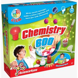 Chemistry 600