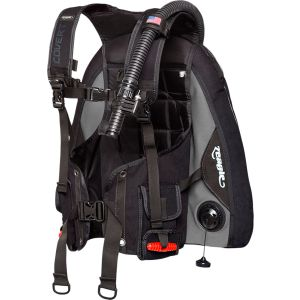 Zeagle BCD Covert W/Inflator and Hose