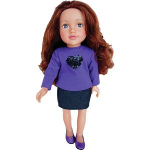 ROLL UP KIDS Lilly Doll