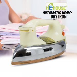 He-House Automatic Heavy Dry Iron