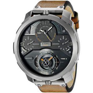 DieseI Machinus Analog Black Dial Men's Watch-DZ7359