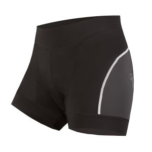 "ENDURA Wms Hyperon II ""Shorty"" Short, XXsmall, Black"