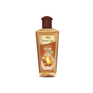 COSMO HERBAL LUSH 200ML HAIR OIL  WALNUT  (COSMO SERIES)