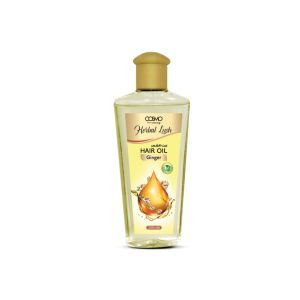 COSMO HERBAL LUSH 200ML HAIR OIL GINGER  (COSMO SERIES)