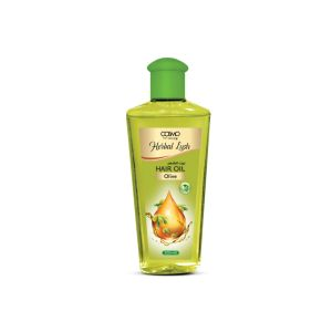 COSMO HERBAL LUSH 200ML HAIR OIL OLIVE  (COSMO SERIES)