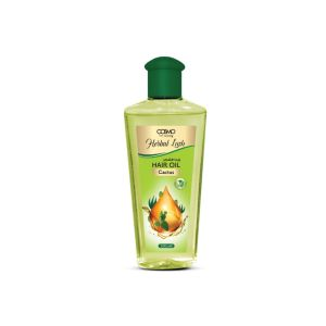 COSMO HERBAL LUSH 200ML HAIR OIL ROSE  (COSMO SERIES)