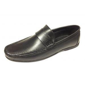 Koxa, Leather Loafer Shoes for Men