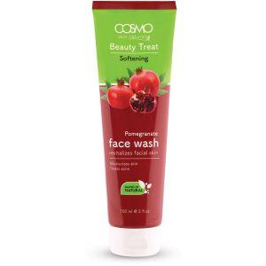 COSMO pomegranate face wash 150ml (cosmo series)