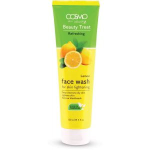 COSMO LEMON FACE WASH 150ML   (COSMO SERIES)