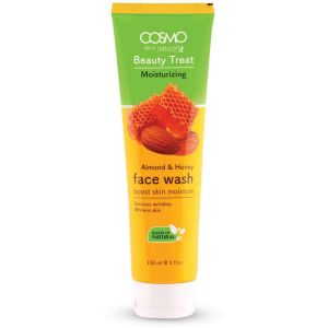 COSMO ALMOND & HONEY FACE WASH 150ML  (COSMO SERIES)
