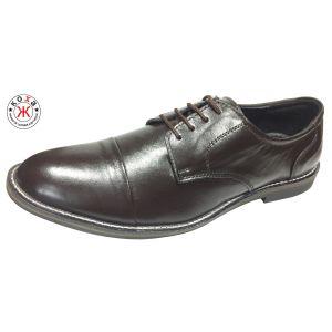 KOXA, Formal Shoes Men Leather Formal Shoes