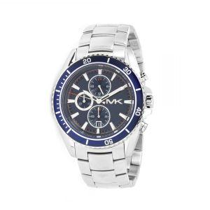 Michael Kors Chronograph Blue Dial Men's Watch-MK8354
