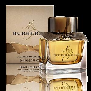 BURBERRY MY BURBERRY FESTIVE L/E (L) EDP 90 ml