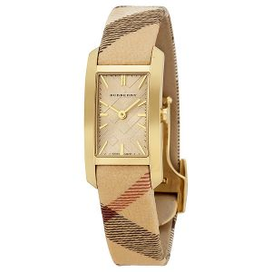 Pioneer Gold Dial Gold Ion-plated Ladies Watch