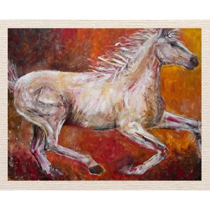 meSleep Canvas without frame - Horse pcvs-01-0051