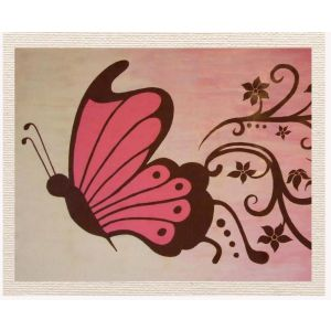 meSleep Canvas without frame - Butterfly pcvs-01-0054