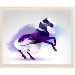 meSleep Canvas without frame - Flying Horse pcvs-01-0061