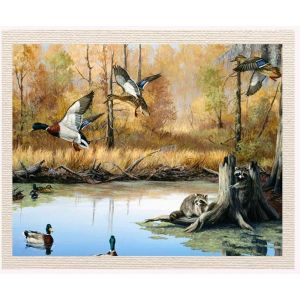 meSleep Canvas without frame - Birds pcvs-01-0074
