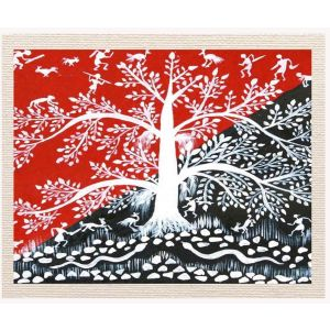 meSleep Canvas without frame - Tree pcvs-01-0080
