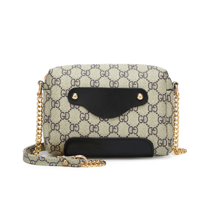 Printed Designers Chain Strapped Shoulder Bags
