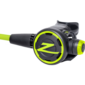 Zeagle F8 Octopus, Yellow Regulator