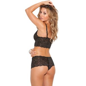 Floral Lingerie Set For Women