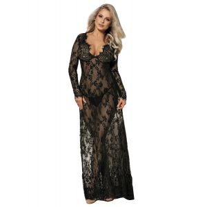 Floral Night Gown For Women 34