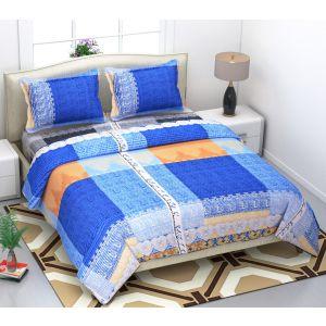 AB Décor Cotton Double Bed Sheet Set SHOP-ABD-BSP-13