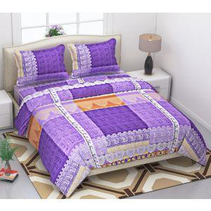 AB Décor Cotton Double Bed Sheet Set SHOP-ABD-BSP-14