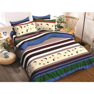 AB Décor Cotton Double Bed Sheet Set SHOP-ABD-BSP-17