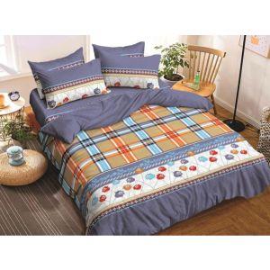 AB Décor Cotton Double Bed Sheet Set SHOP-ABD-BSP-18