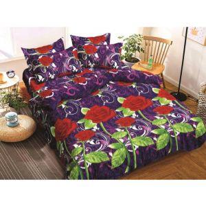 AB Décor Cotton Double Bed Sheet Set SHOP-ABD-BSP-19