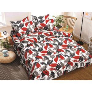 AB Décor Cotton Double Bed Sheet Set SHOP-ABD-BSP-20