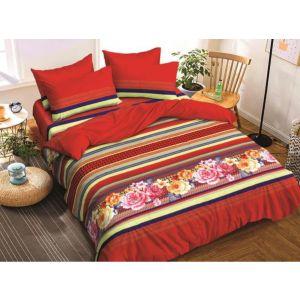 AB Décor Cotton Double Bed Sheet Set SHOP-ABD-BSP-24