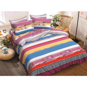 AB Décor Cotton Double Bed Sheet Set SHOP-ABD-BSP-27