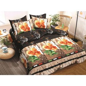 AB Décor Cotton Double Bed Sheet Set SHOP-ABD-BSP-28