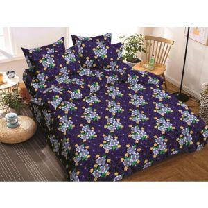 AB Décor Cotton Double Bed Sheet Set SHOP-ABD-BSP-29