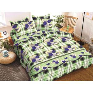 AB Décor Cotton Double Bed Sheet Set SHOP-ABD-BSP-31