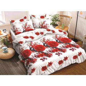 AB Décor Cotton Double Bed Sheet Set SHOP-ABD-BSP-32