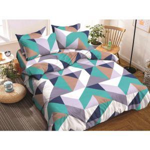 AB Décor Cotton Double Bed Sheet Set SHOP-ABD-BSP-35
