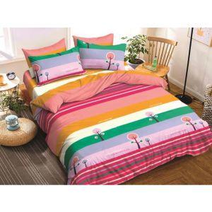 AB Décor Cotton Double Bed Sheet Set SHOP-ABD-BSP-36